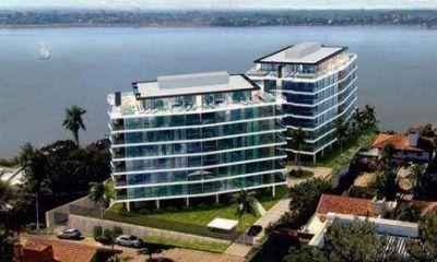 Lujosos hoteles en Posadas, otra de las inversiones millonarias de Cristóbal López