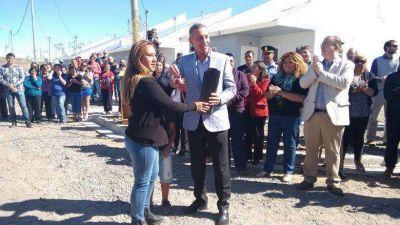 """ARCIONI: """"El acceso a la vivienda es una de las prioridades del gobierno de Das Neves"""""""