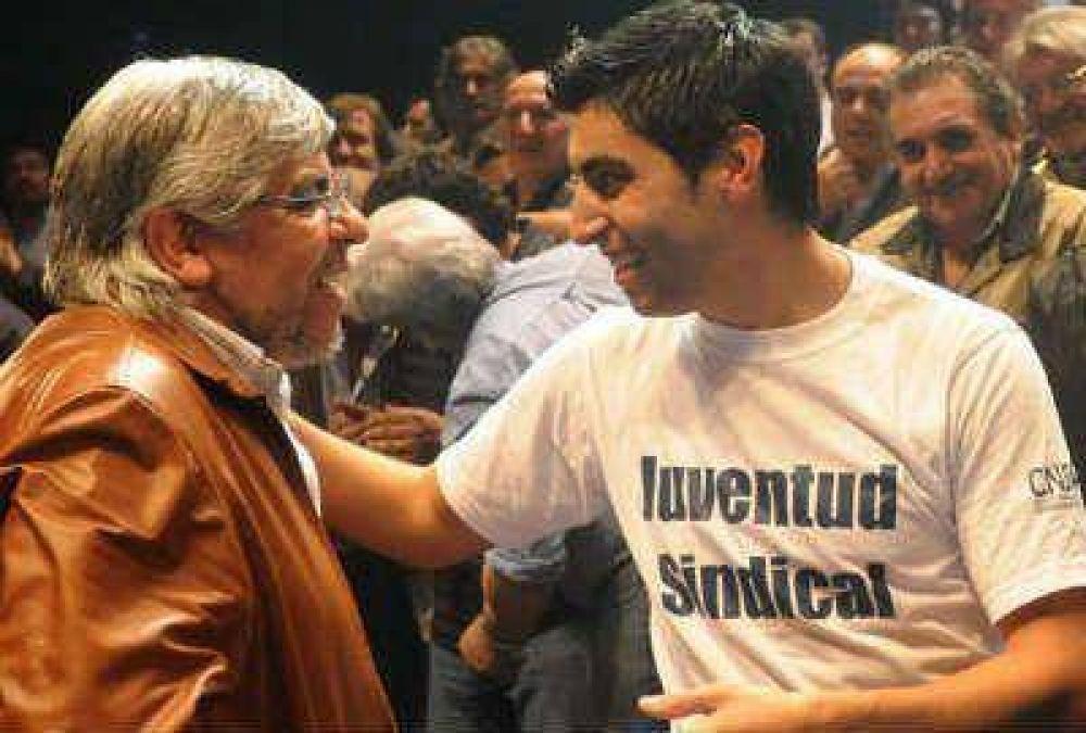 Facundo Moyano y otros diputados gremialistas presentaron proyecto para reformar Ganancias