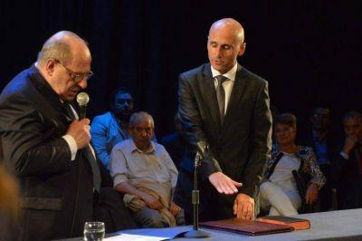 Sebastián Puglisi evalúa dejar su cargo en Cultura