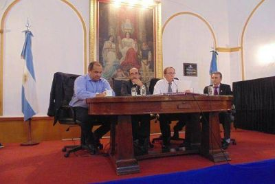 Se aprob� la ordenanza fiscal y tarifaria en el HCD de Pilar