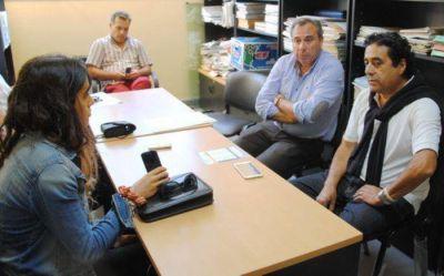 Municipales y Centro de Formación Profesional de la UOCRA firmaron Convenio de Capacitación
