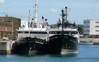 Se cumplen dos a�os que los buque del INIDEP no realizan campa�as