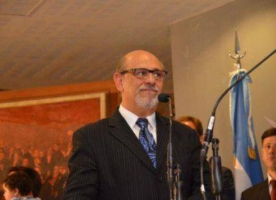 Nombraron a Roberto Schwartz al frente de la Universidad Nacional de Villa Mercedes