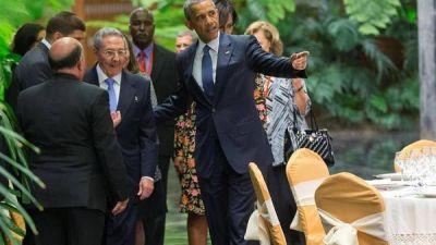 Obama a Castro: