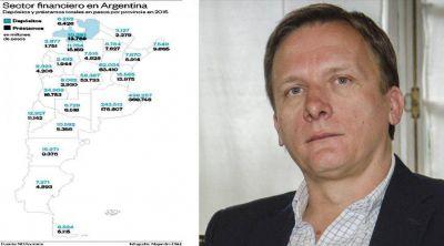 En Salta, los bancos realizan más préstamos personales que depósitos