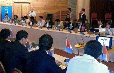 Salta participó del Primer Consejo Federal de la Juventud en Neuquén