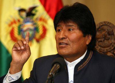 Evo Morales pidi� a EEUU que termine el bloque a Cuba y devuelva Guant�namo