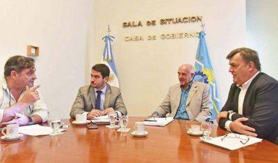 El PACh continuó la ronda de consulta por la reforma constitucional