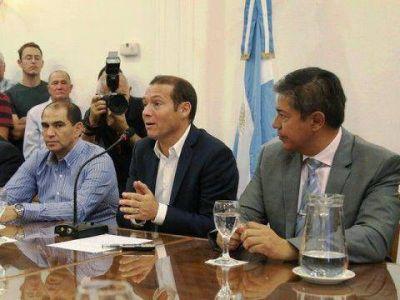"""Gutiérrez anunció """"inundación"""" deportiva"""