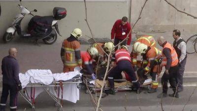 Alerta máxima en Bruselas: tres atentados en el aeropuerto y en el metro dejaron decenas de muertos