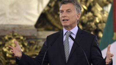 Mauricio Macri repudi� los atentados en Bruselas y llam� a luchar contra el terrorismo