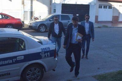 El intendente Galli present� la denuncia contra la administraci�n de Eseverri