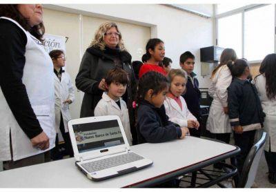 La Fundación Banco Santa Fe y el Ministerio de Educación analizaron acciones conjuntas para este año