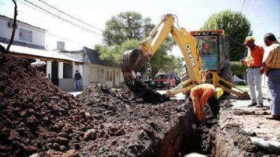 Fondos Provinciales: el gobierno anunció que se priorizarán obras de agua potable y cloacas