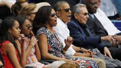 Obama entierra la Guerra Fr�a y llama a los cubanos a ser el motor hacia la democracia
