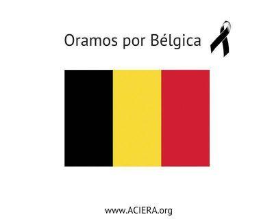Condolencias de ACIERA al pueblo de Bélgica