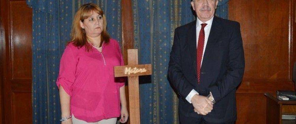 Asumió nueva Subsecretaria de Niñez, Adolescencia y Familia