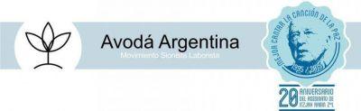 Elecciones AMIA: Comunicado de Avodá Argentina
