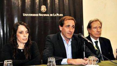 Contradicciones en Cambiemos por obras en La Plata