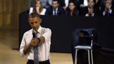 Obama cautivó a los jóvenes con su mensaje de cambio