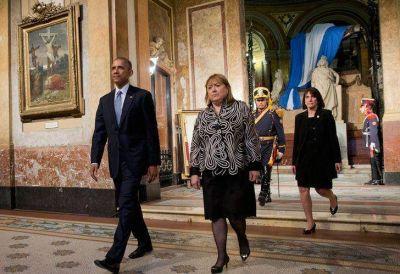 Obama homenaje� a las v�ctimas del atentado a la AMIA