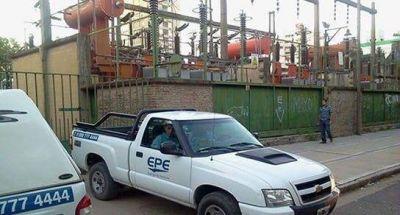 La EPE advirtió sobre cortes programados para este jueves