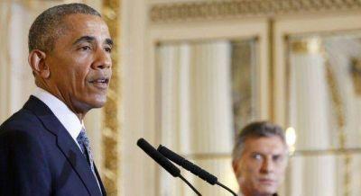 Obama contradice a Prat Gay y le recomienda a Macri que aplique shock en vez de gradualismo