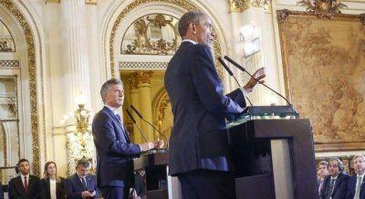 Las preguntas por los atentados de ISIS tensionaron la conferencia de Macri y Obama