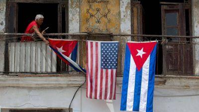 Cuba trata de tapar el furor por Obama