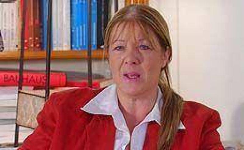 Stolbizer deja la Coalición Cívica y comienza el alejamiento definitivo de Carrió