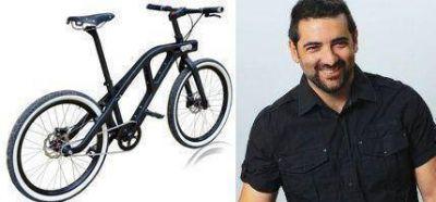 Macri le regaló a Obama una bicicleta fabricada por un diseñador tucumano