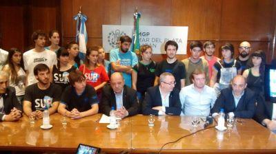 El boleto gratuito universitario y terciario avanza en Mar del Plata