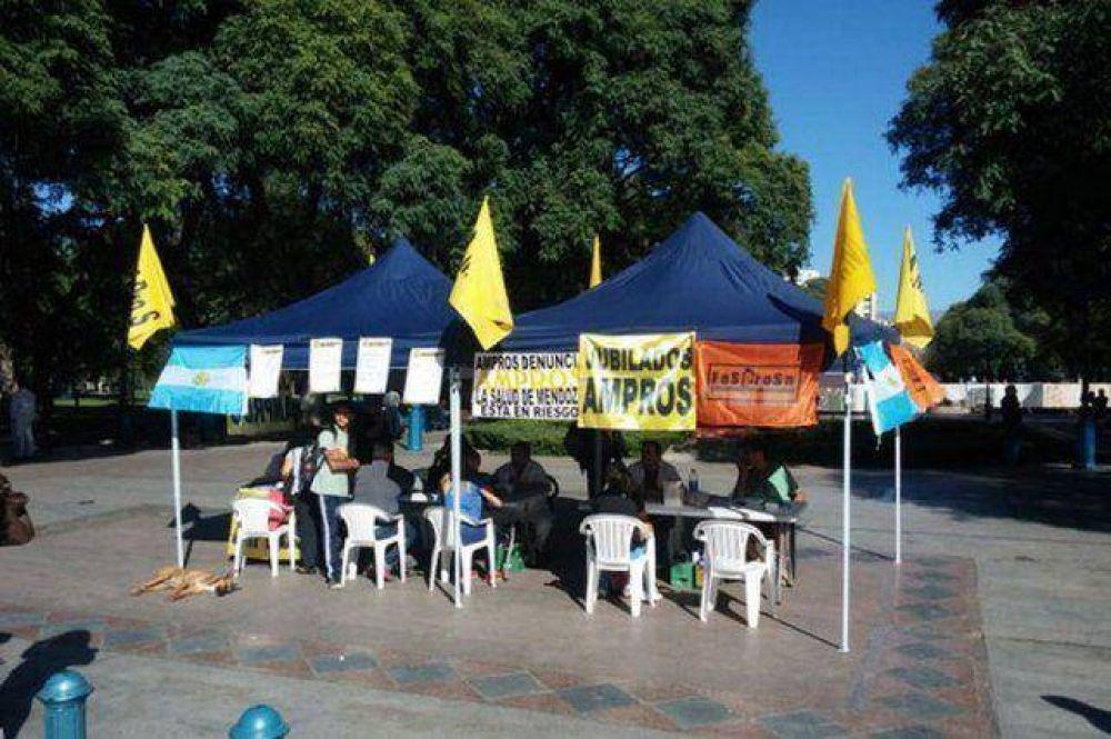 AMProS llamó a estado de asamblea y movilización a partir del martes