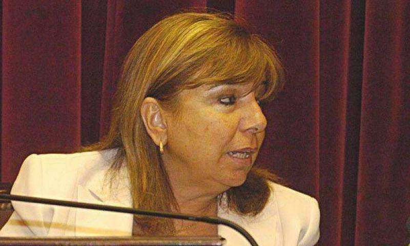 """Pedir�n que Roxana Latorre deje su banca porque se """"borocotiz�"""""""