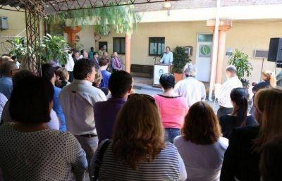 Capitanich encabezó oración ecuménica por la Pascua