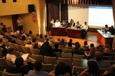 La oposición política de Bahía Blanca también dijeron que no al incremento de la tarifa de ABSA