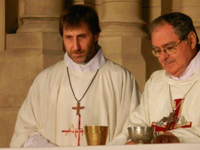 Los obispos de San Isidro reflexionaron sobre el Jueves Santo y el Viernes Santo