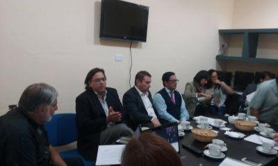 Reunión con autoridades nacionales por el Sumar