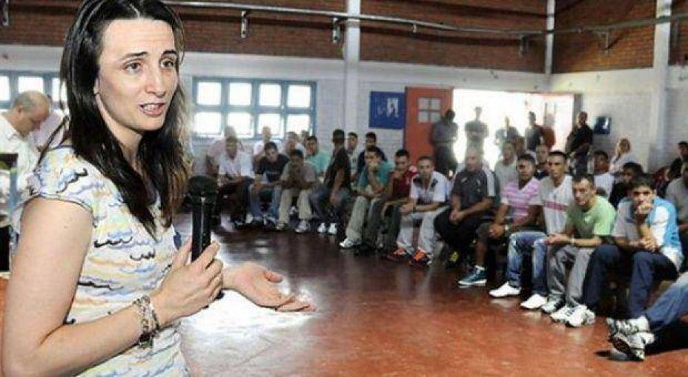 """Triple fuga de Alvear: Denuncian a la exjefa del SPB y otros cuatro funcionarios por """"liberar la zona"""""""