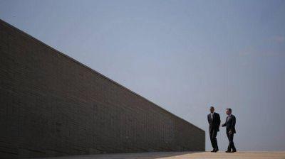 Barack Obama en el Parque de la Memoria: