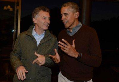 Obama se despidió de Macri, cerró su visita en la Argentina y emprendió el regreso a EE.UU.