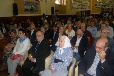 Sesión Pública Especial en conmemoración del 40º aniversario del golpe de Estado de 1976