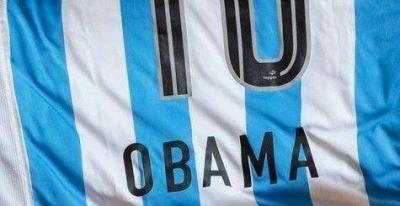 El regalo de Larreta a Obama