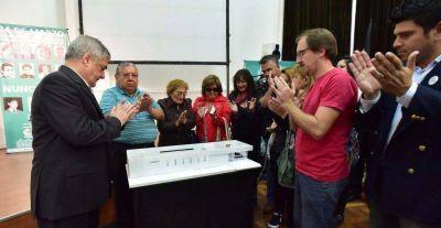 Das Neves anunció que construirán el edificio del Archivo Provincial de la Memoria en Trelew