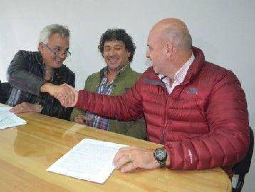 El Sindicato y la Cámara firmaron el acuerdo salarial para los empleados de comercio