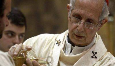 El cardenal Poli llamó a la unidad de nuestro pueblo, ante la división y el antagonismo