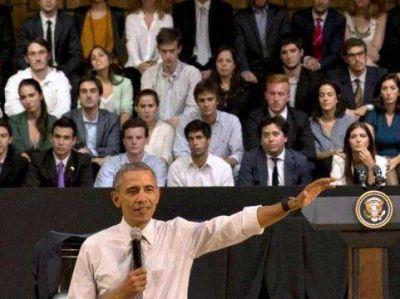 El día que Obama me recordó a Felipe Sapag