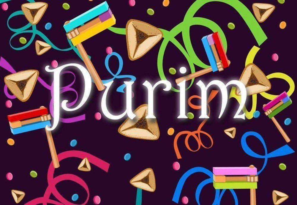 Purim, una bella historia