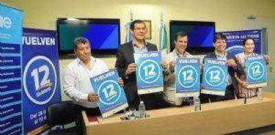 Gobierno y Came lanzaron un plan 12 cuotas sin interés para fortalecer el comercio local